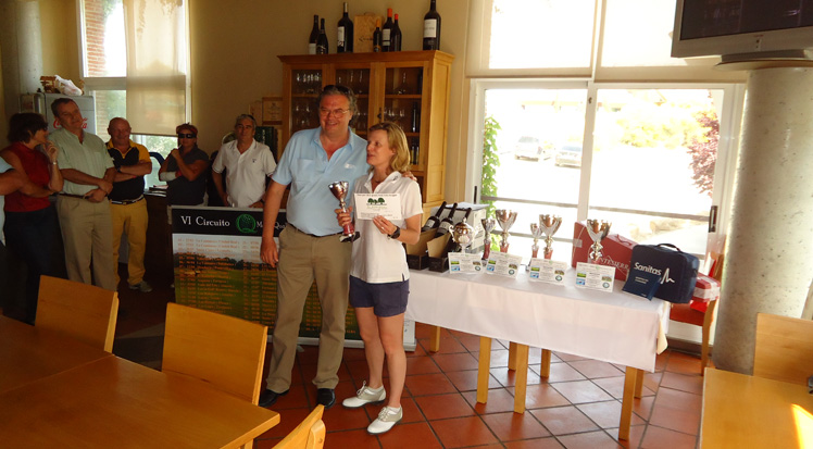 Match Quality Golf Montesierra 2014