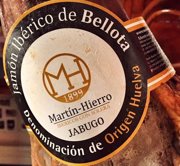 Jamón de Bellota Martín Hierro
