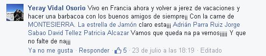 Facebook Montesierra