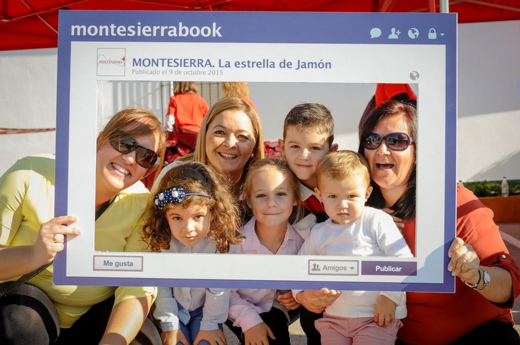 Carrera Solidaria de Montesierra