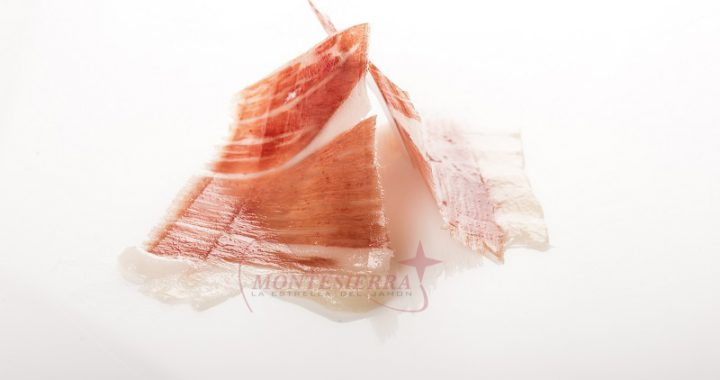 LOncha de jamón ibérico Montesierra