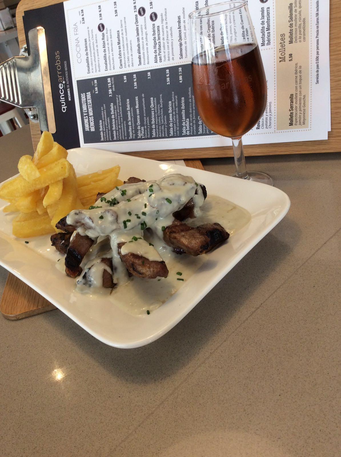 Carne Extra al Cabrales