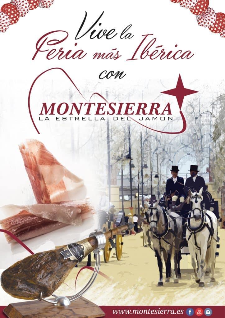 Feria de Jerez dedicada a Jabugo Montesierra