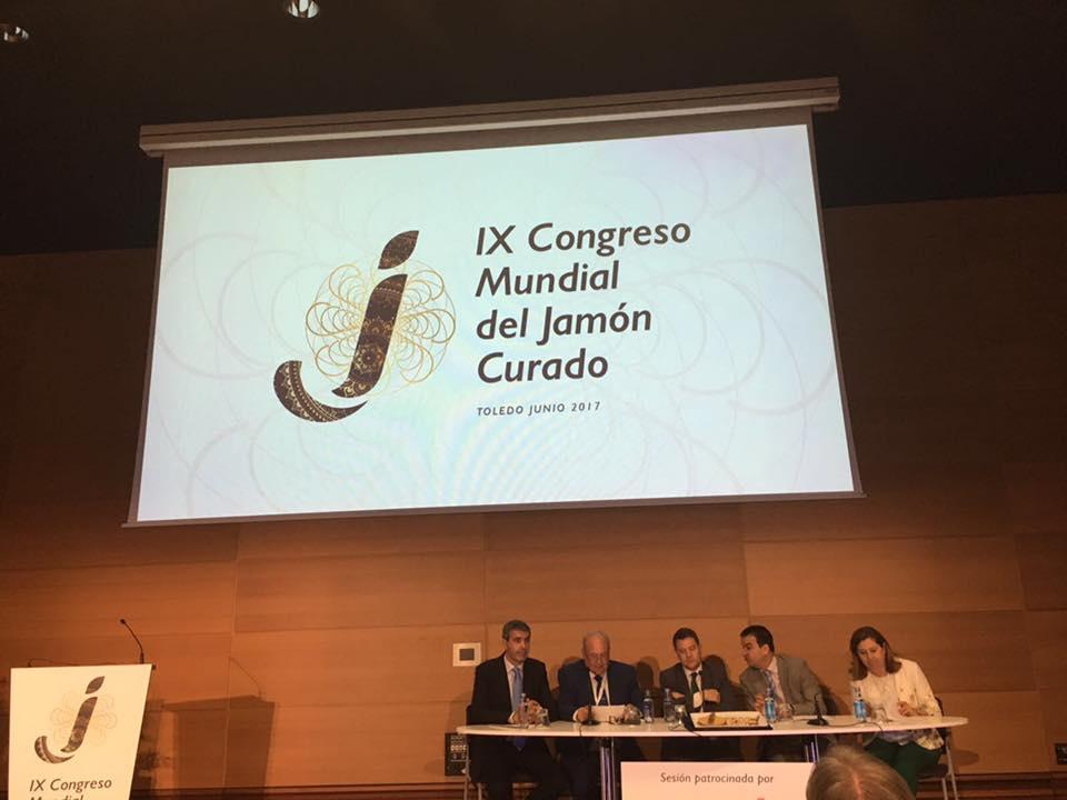 Montesierra en el IX Congreso Mundial del Jamón Curado
