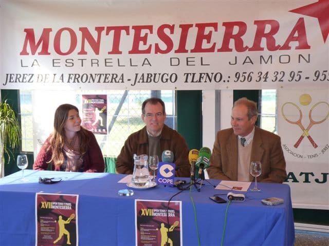 Presentación XVII Torneo Montesierra