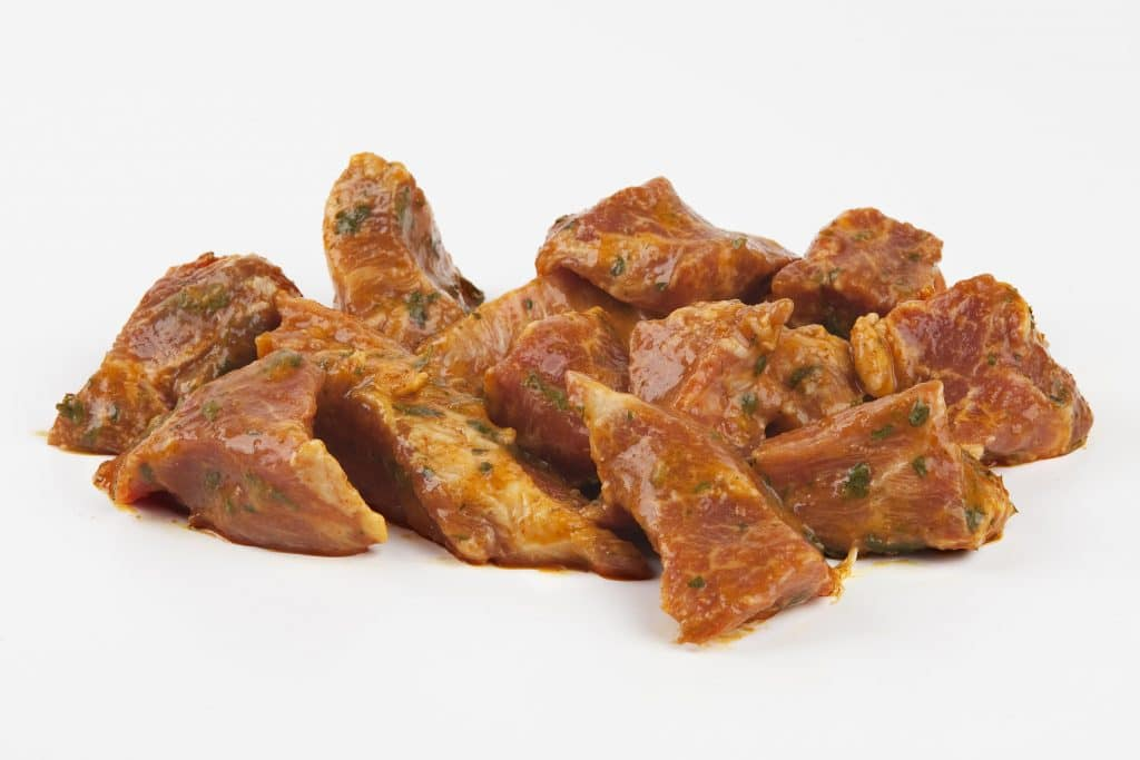 Carne para barbacoas