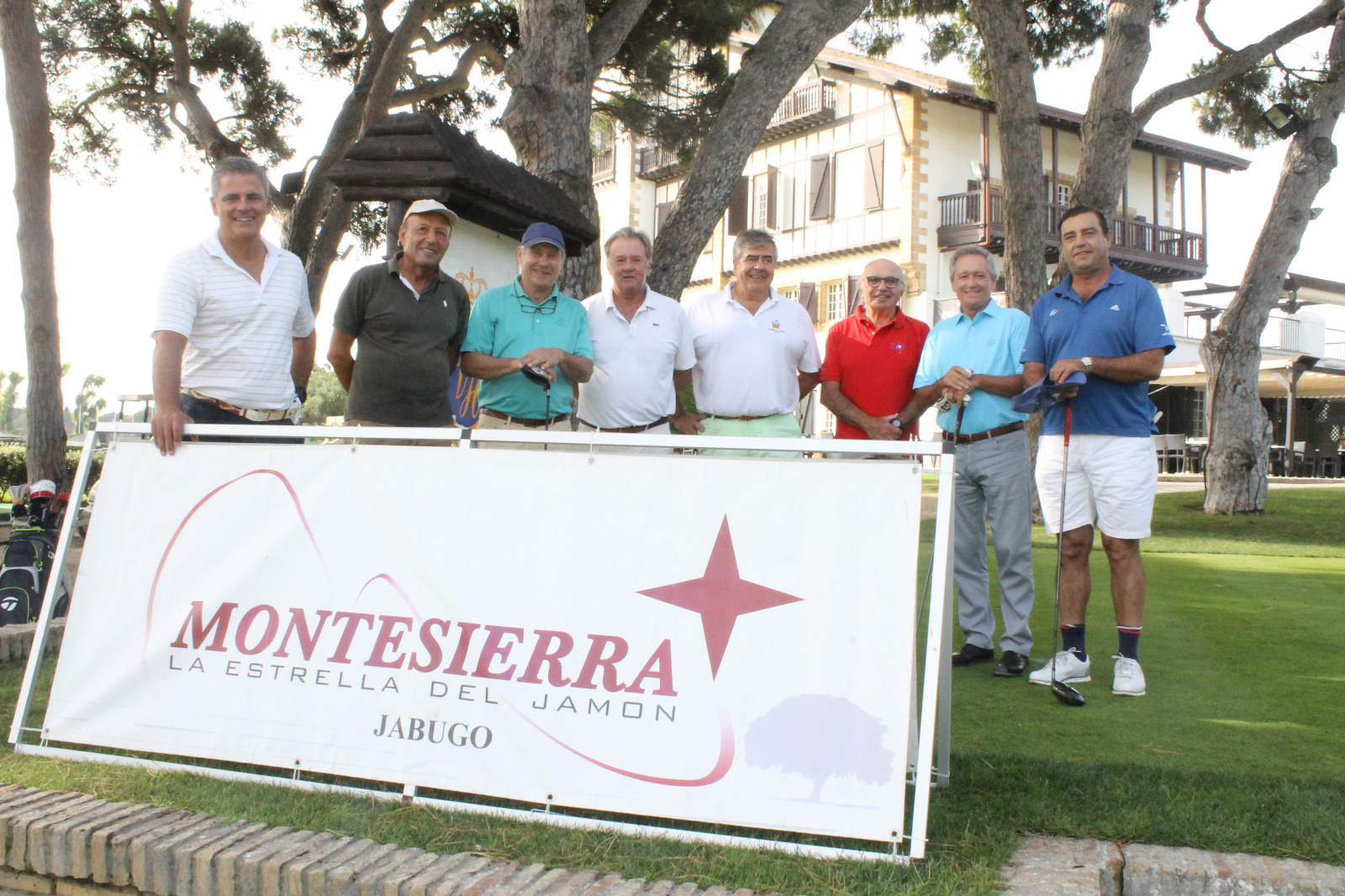 Torneo de Golf Montesierra - Tío Pepe