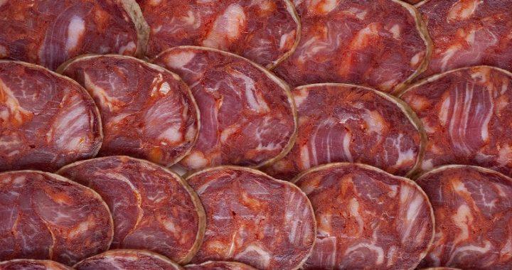 Chorizo ibérico Loncheado Montesierrra