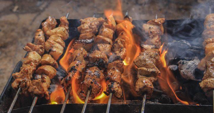 Pinchitos montesierra carne ibérica