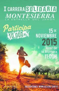 I Carrera Solidaria Montesierra