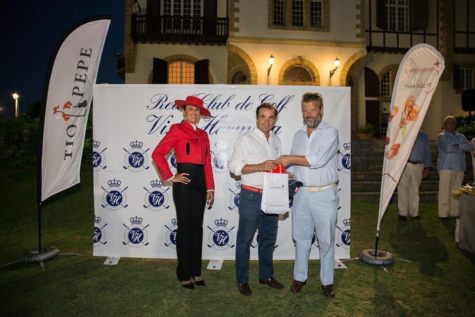 V Trofeo Tío Pepe y Montesierra en el Real Club de Golf Vistahermosa
