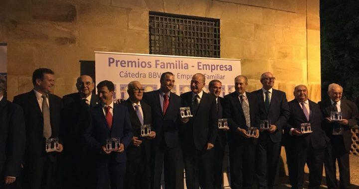 Premio Familia-Empresa de Instituto San Telmo 2018