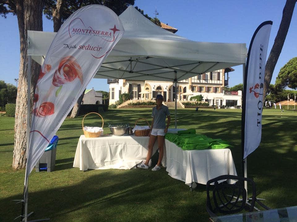 Torneo de Golf Tio Pepe & Montesierra en Vistahermosa